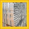 Heißes eingetauchtes galvanisiertes quadratisches Stahlrohr
