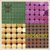 Decorative/Colorful/Metal Curtain Mesh per Architecture