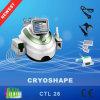 Sistema de Lipolaser Cryolipo RF de 104 diodos, cavitación Lipolaser que adelgaza la máquina