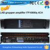 Fabricant de la Chine commutant l'amplificateur FP10000Q de PA de puissance élevée