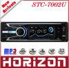 Giocatore MP3 STC-7002U, giocatore di MP3 dell'autoradio, audio funzione dell'automobile del temporizzatore in tempo reale dell'automobile