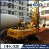 Precio profundo de la perforadora del taladro de la perforación Dfr-520