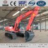 2017 máquinas escavadoras médias da cubeta da máquina escavadora 0.7m3 da esteira rolante para a venda