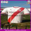 Reproduction gonflable de tissu du Jersey de chemise de sport chaud gonflable pour la publicité