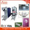 10W de Laser die van de vezel Machine voor Metaal merken dat in China wordt gemaakt