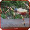 Im FreienFreizeitpark-lebensechte Simulations-Insekt-Spinne