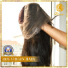 Peruca cheia do brasileiro da peruca do cabelo humano de Remy do Virgin da peruca do laço