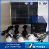 système solaire de C.C 15W avec la fonction de remplissage mobile