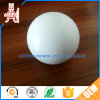 Pequeña bola plástica transparente barata