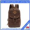 Backpack 100% мешка школы холстины хлопка (SBB-027)