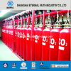 75L High Pressure Seamless Steel Gas Cylinder