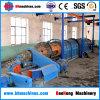 Strander 400mm tubulaire automatique économique et pratique/machines en aluminium de toronnage