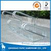 Fußboden - eingehangenes parkendes doppeltes Seiten-Fahrrad-Standplatz-Innen verwendet