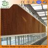 Pista de enfriamiento de la venta caliente 5090 con el marco de la aleación de Luminium para el invernadero