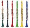 Clarinet de couleur d'ABS (ACL-02ABS)