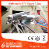 Automatische UV het Schilderen van de Nevel Lijn voor Hars PVD die Machine metalliseren