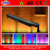 RGBW LED 표시등 막대 벽 세탁기 램프