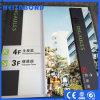 El panel compuesto de aluminio ULTRAVIOLETA de la impresión ACP de Digitaces para la industria de publicidad