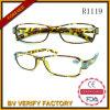 Flor patrón de moda gafas de lectura r1119