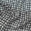 100d de alta Twist impreso gasa tejido de revestimiento