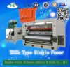 Máquina W02B papel del estilo modular Junta de simple cara