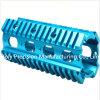 Точность ЧПУ машины Часть с 6061-T6 / 2 017-T6 алюминиевый