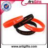Wristbands su ordinazione variopinti del silicone di più nuovo modo