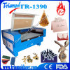 Laser Cutting Machine Price del laser Engraver CO2 del plástico para Cutting Wood/Acrylic/Paper/Leather/Plastic