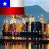 Ar dos remetentes e frete de mar internacionais do transporte do mar de China a Santiago, Talcahuano, Valparaiso