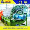 Filtro de vácuo giratório do equipamento da limpeza de minério do ferro