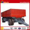 農産物の輸送の引っ張り棒のトレーラートラック