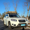 PVC Camping Car Roof Top Tent per SUV Car