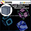 Luces decorativas ligeras mágicas de Cude LED RGB 3D LED