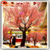 Árvore artificial da flor de cereja do projeto distintivo