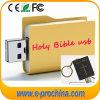 Сформированная книгой ручка памяти USB библии привода вспышки USB
