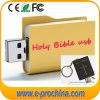 Libro en forma de USB Flash Drive de la Biblia de memoria USB