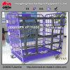 Contenitore di Rool della rete metallica della strumentazione di memoria