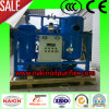 Máquina de la purificación de aceite de la turbina del vacío de la serie Ty-50 3000 litros por hora