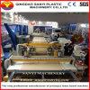 Картоноделательная машина пены Semi-Коркы PVC/пластичный штрангпресс