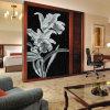2016 populäre Art-Lilien-Ausschnitt-Abbildung-Wand-Fliesen (S1889)