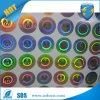 De gekleurde Sticker van het Hologram van de Veiligheid van /Round van de Sticker van het Hologram van het Hologram Sticker/3D