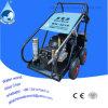 Líquido de limpeza de alta pressão com a válvula de escape de Thermel e o medidor da pressão