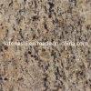 Mattonelle di pavimentazione gialle del granito del Brasile, granito di pietra della Santa Cecilia