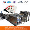 Pk54-55 Speelkaarten die en Machine scheuren bij elkaar brengen