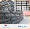 met Ce voor Road Construction Plastic Biaxial Geogrids
