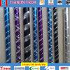 Farbe beschichtetes geschweißtes Rohr AISI304 für Dekoration-Gebrauch