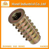Fait en zinc de garniture intérieure filetée de la Chine Lok Hexa-Vider la noix
