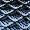 Erweiterter Ineinander greifen-heißer galvanisierter Aluminiumdraht