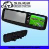 moniteur de navigation du Rearview GPS de la voiture 4.3 avec Bluetooth, émetteur de FM, USB, écart-type, écran tactile (RVG430RA)