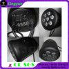Stage 7X10W RGBW Super Slim LED PAR Can Luz